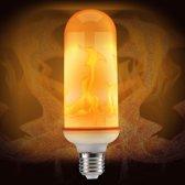 Vlam Effect LED Lamp Fakkel Verlichting E27