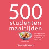 Boek cover 500 studentenmaaltijden van Deborah Gray (Hardcover)