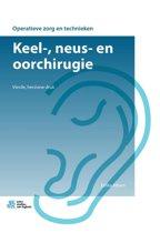 Operatieve zorg en technieken - Keel-, neus- en oorchirurgie