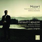 Mozart: Violin Concertos 1 & 3