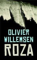 Boek cover Roza van Olivier Willemsen