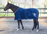Harry's Horse Fleecedeken LouLou ensign-blue