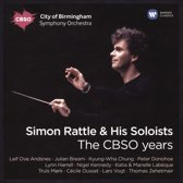 Simon Rattle & His Soloists: The CBSO Years