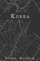 Korea Travel Notebook