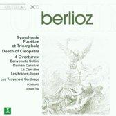 Berlioz: Symphonie Funebre et Triomphale etc / Lombard et al