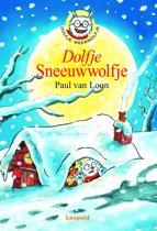 Boek cover Dolfje Weerwolfje 8 - Dolfje Sneeuwwolfje van Paul van Loon (Hardcover)