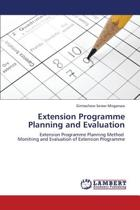 Extension Programme Planning and Evaluation