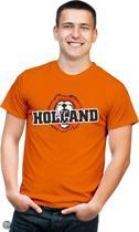T-Shirt Holland Leeuw Ass