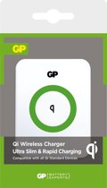 GP Wireless QI charger UWQ1 draadloos, wit