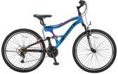Umit Albatros - Mountainbike - Mannen - Blauw - 43 cm