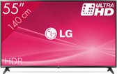 LG 55UK6100 - 4K tv