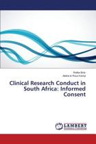 Clinical Research Conduct in South Africa