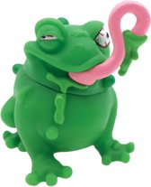 Splash Toys Grungies Frogy Groen 7 Cm