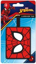 Luggage tag spiderman
