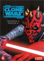 Star Wars: The Clone Wars - Seizoen 4