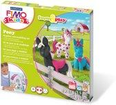 "Fimo kids Form&Play ""Pony"""