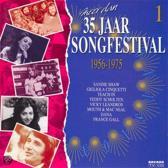35 Jaar Songfestival 1956-1975 Vol 1