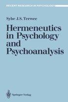 Hermeneutics in Psychology and Psychoanalysis