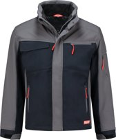 Workman Winter Softshell Jack 2512 - Maat 3XL
