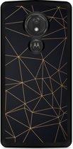 Motorola Moto G7 Power Hardcase hoesje Luxury