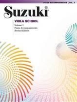 Suzuki Viola School, Vol 3