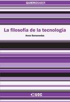La filosofía de la tecnología
