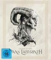 Pans Labyrinth. Ultimate Edition (4 Blu-ray + DVD + Soundtrack-CD) [Limited Edition] (import)