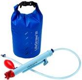 LifeStraw® waterfilterzak Mission 5 liter - blauw