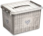 Sunware Q-line Box Decor Mand - 22L