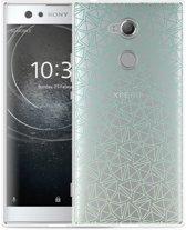 Sony Xperia XA2 Ultra Hoesje Triangles