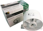 SENCYS buisventilator voor aanvoer en afvoer ventilatie, voor buismaat Ø150mm