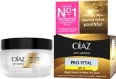 Olaz Anti-Wrinkle Pro Vital SPF 15 - 50 ml - Dagcrème