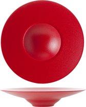 Cosy&Trendy For Professionals Dazzle Red Gourmet Diep Bord - Ø 28 cm