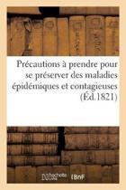Instruction Sur Les Diverses Pr cautions Prendre Pour Se Pr server Des Maladies pid miques