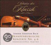 Bach: Brandenburgische Konzerte 4-6