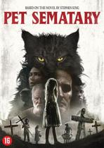DVD cover van Pet Sematary