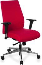 hjh office Pro-Tec 250 -  Bureaustoel - Rood