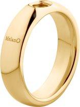 MelanO Vivid Ring - Goudkleurig - Maat 56