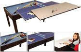 TopTable Pooltafel Winner 3-1 PC0002-4