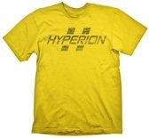 Borderlands T-Shirt Hyperion (Maat M)