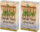 Farm Food Hondensnack Dental Twist Mini 2 doosjes van 130g