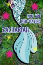 You Are Mer-Mazing Zachariah