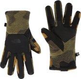 The North Face M Denali Etip Glove Heren Handschoenen - Burntolivegrnwoodscamoprt - M