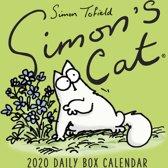 Simon's Cat 2020 Box Calendar