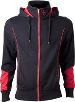 Assassin's Creed Rogue Vest Zwart/Rood