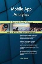 Mobile App Analytics a Clear and Concise Reference
