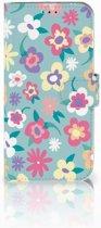 Samsung Galaxy A40 Hoesje Flower Power