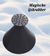 ijskrabber rond 360 graden | Uitvinding van de winter!
