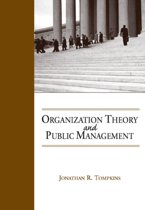 Organization Theory and Public Management