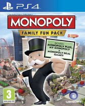 Monopoly, Family Fun Pack  PS4